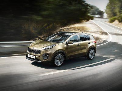 Kia dezvăluie modelul îmbunătățit Sportage cu sistemul de propulsie mild-hybrid diesel – design și tehnologii noi