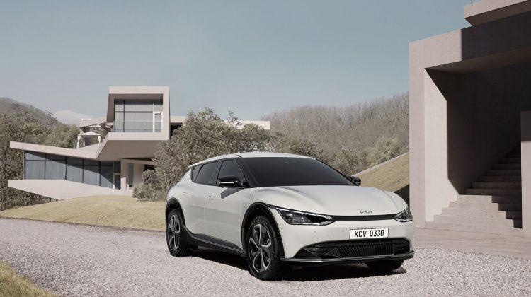 Kia dezvăluie noua sa filosofie de design și imagini complete ale modelului EV6